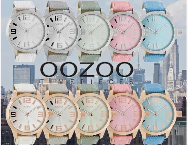 oozoo time pieces